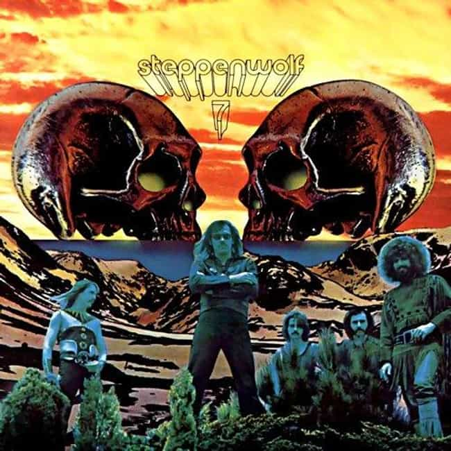 Steppenwolf 7 is listed (or ranked) 3 on the list The Best Steppenwolf Albums of All Time