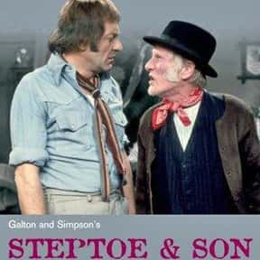 Steptoe and Son is listed (or ranked) 25 on the list The Best British Sitcoms of All Time