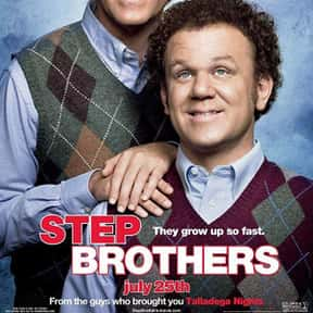 Step Brothers is listed (or ranked) 4 on the list The Best R-Rated Comedies