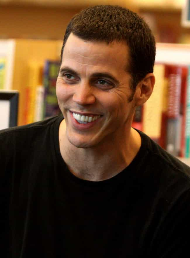 Steve-O is listed (or ranked) 3 on the list People Share Their Saddest Celebrity Encounters