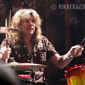 Steven Adler is listed (or ranked) 19 on the list Famous Drummers from the United States