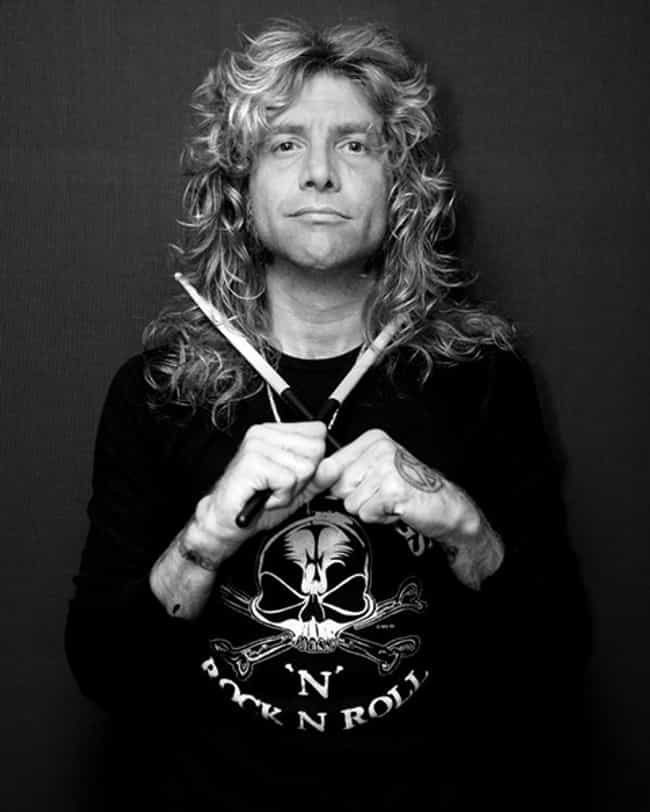 Steven Adler is listed (or ranked) 4 on the list Rock Stars & Musicians Turning 50 in 2015