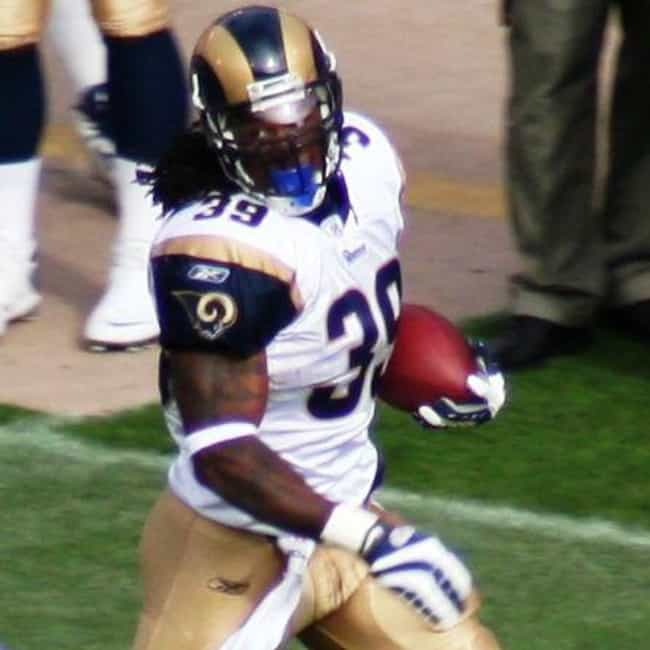Steven Jackson is listed (or ranked) 1 on the list The Best NFL Players From Nevada