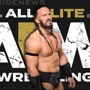 Pac is listed (or ranked) 12 on the list The Best Wrestlers Who Have Signed With AEW