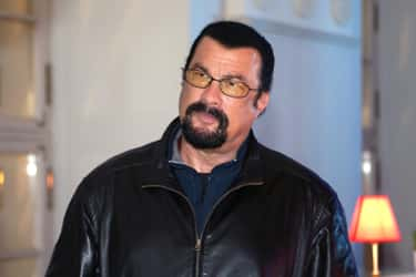 Steven Seagal is listed (or ranked) 1 on the list 31 Actors Who Went Into Politics