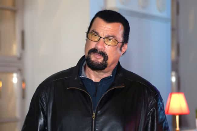 Steven Seagal is listed (or ranked) 1 on the list Celebrities Nobody Cares About Anymore