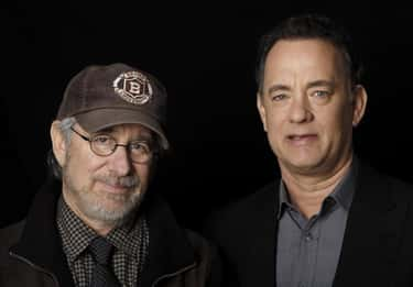 Steven Spielberg is listed (or ranked) 2 on the list Famous Friends of Tom Hanks