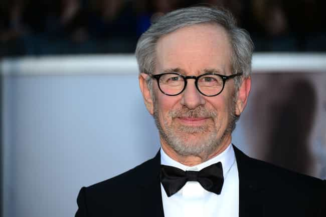 Steven Spielberg is listed (or ranked) 2 on the list The Most Powerful Celebrities: People's Choice