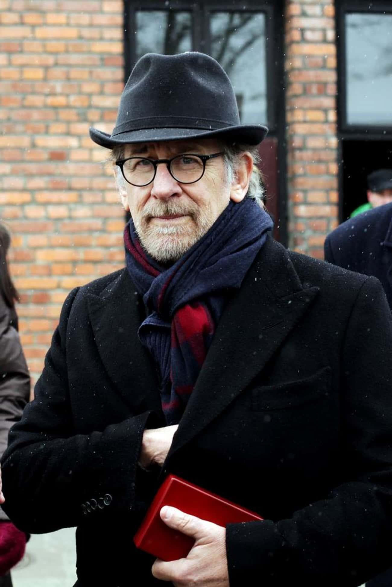 Steven Spielberg - Eagle Scout