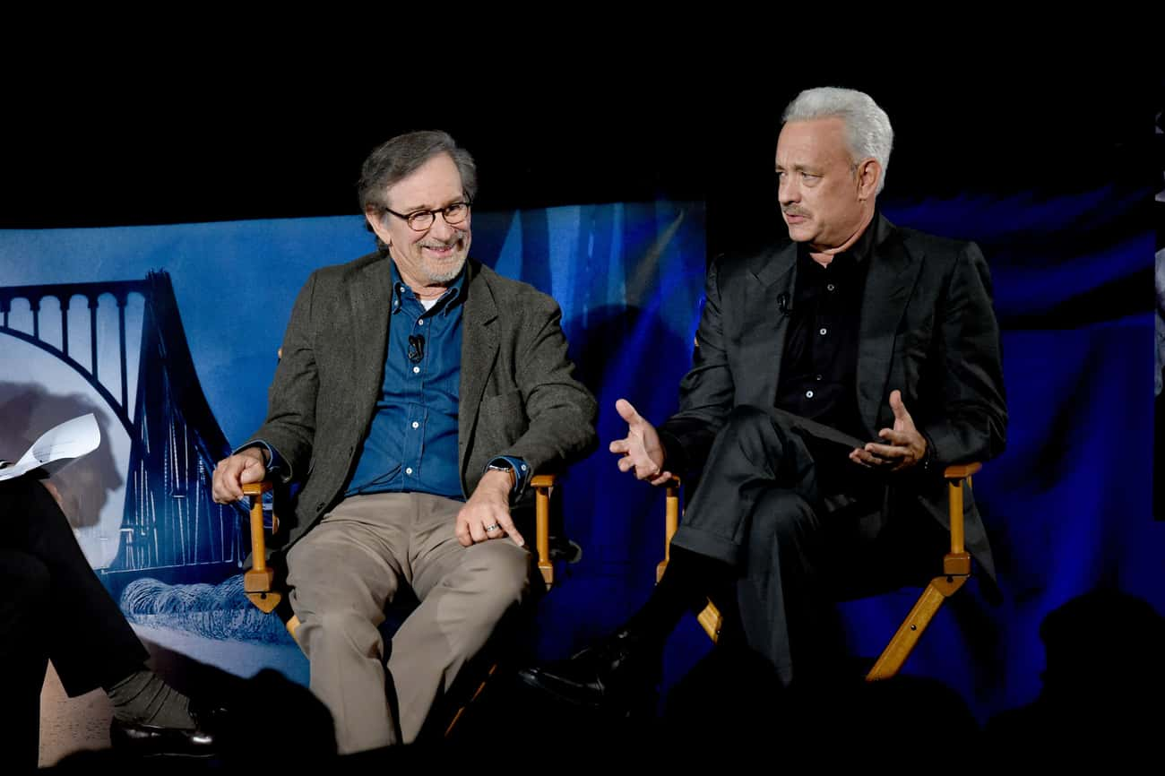 Steven Spielberg Refers To Him As One Of The Greatest Living Actors