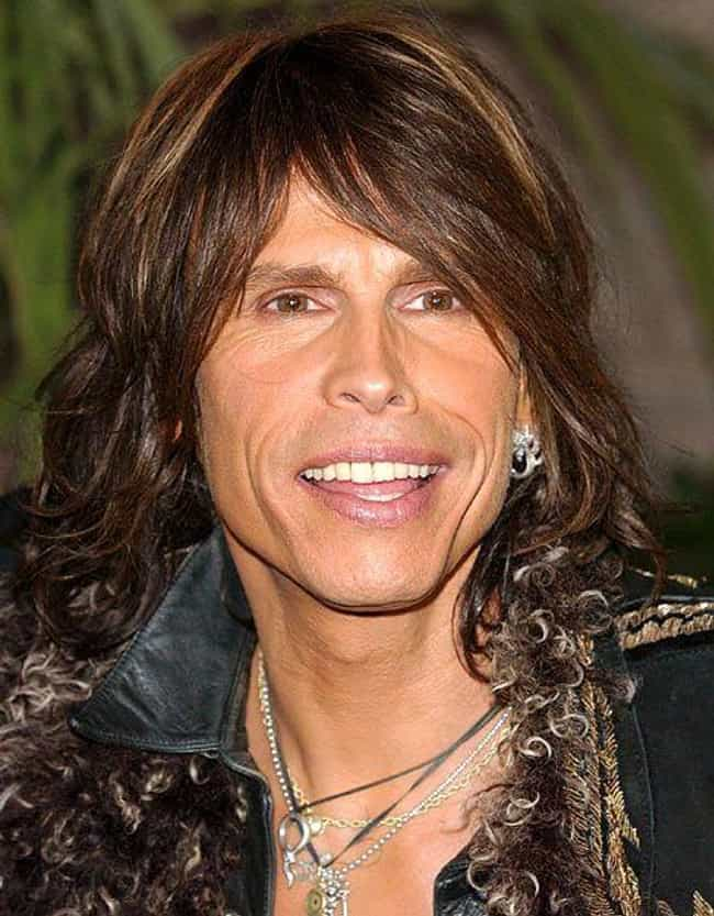 Steven Tyler is listed (or ranked) 3 on the list Celebrities Who Live in Hawaii