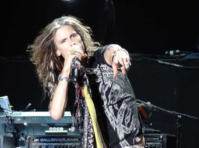 Steven Tyler is listed (or ranked) 1 on the list Famous People Who Have Struggled With Heroin Addiction