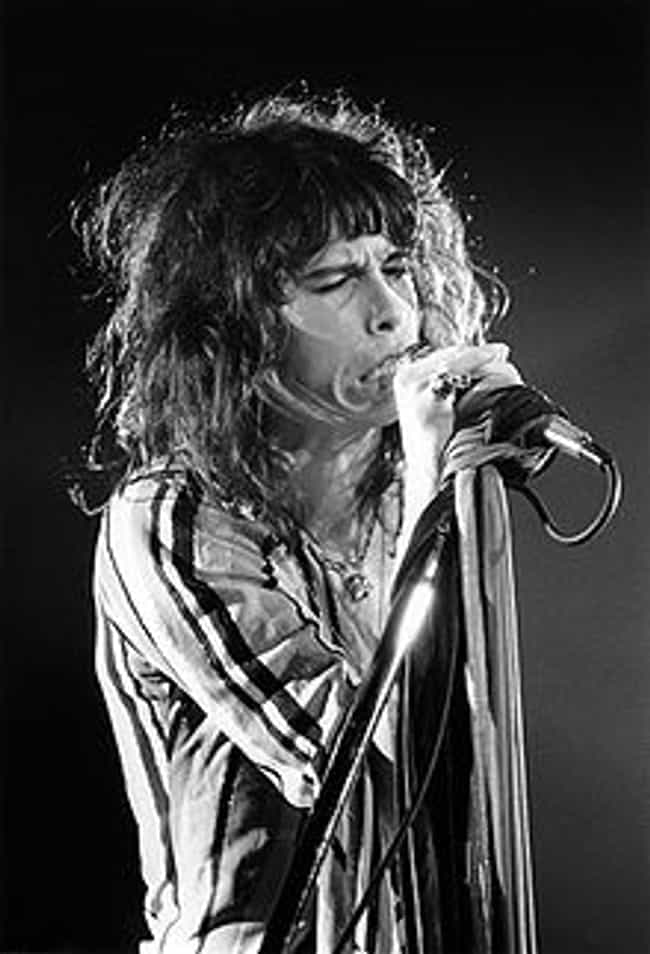Steven Tyler is listed (or ranked) 2 on the list John Bush of Anthrax/Armored Saint's Top 20 Vocal Influences