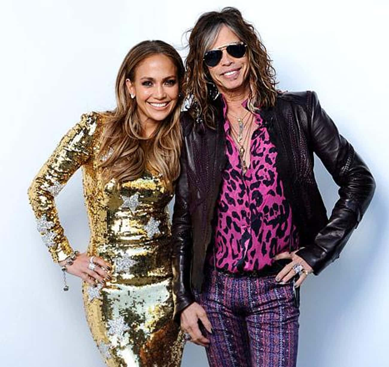 Steven Tyler is listed (or ranked) 4 on the list Famous Friends of Jennifer Lopez