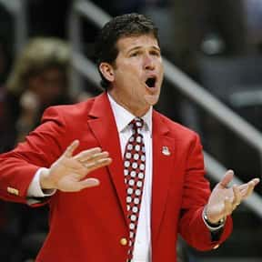 Steve Alford is listed (or ranked) 10 on the list The Most High Strung Coaches in College Sports