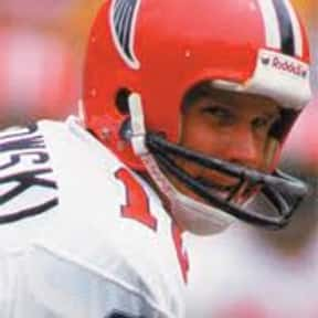 Steve Bartkowski is listed (or ranked) 24 on the list The Best NFL Quarterbacks of the 1970s