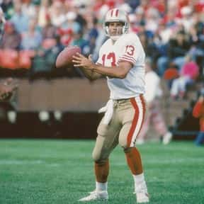 Steve Bono is listed (or ranked) 11 on the list The Best San Francisco 49ers Quarterbacks of All Time