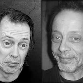 Steve Buscemi is listed (or ranked) 10 on the list Famous People Named Steve & Steven