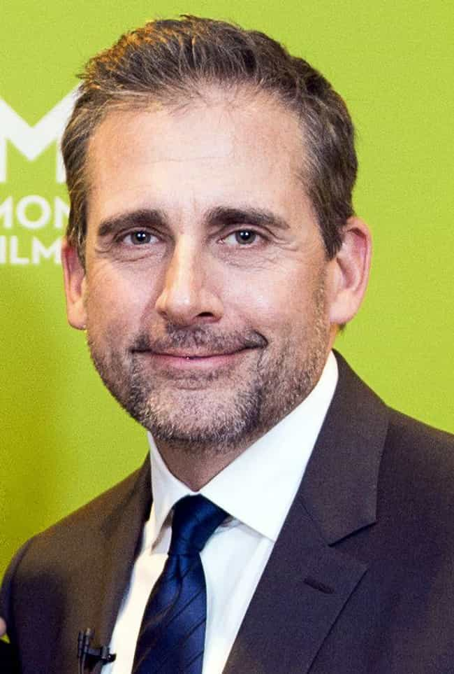 Steve Carell is listed (or ranked) 2 on the list Celebrities Who Live in Boston