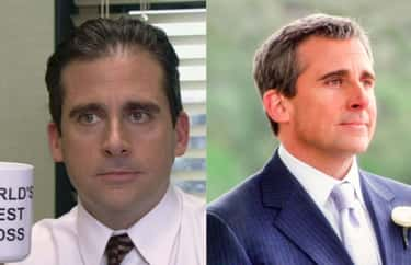 Steve Carell (Michael Scott)