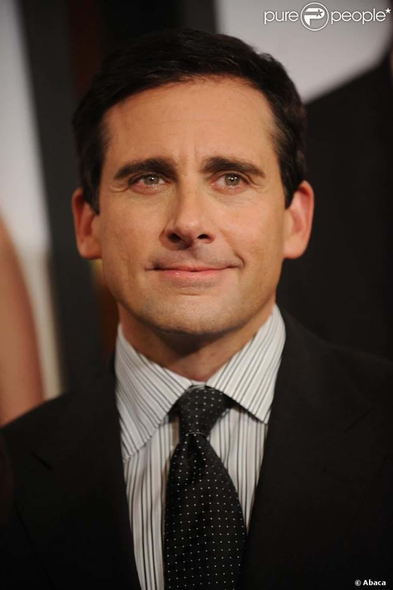 Steve Carell is listed (or ranked) 3 on the list Celebrities Who Went to Boarding School