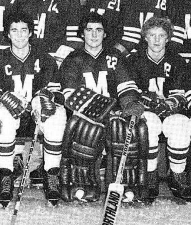 Steve Carell is listed (or ranked) 1 on the list Celebrities Who Played Hockey in School
