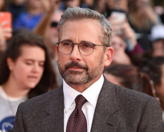 Steve Carell is listed (or ranked) 2 on the list Great Actors Who've Been Nominated For Ludicrous Amounts Of Emmys And Never Won