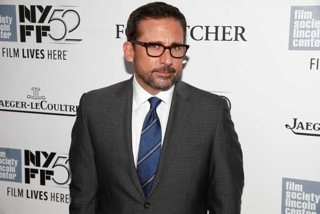 Steve Carell is listed (or ranked) 2 on the list Famous Male Voice Actors