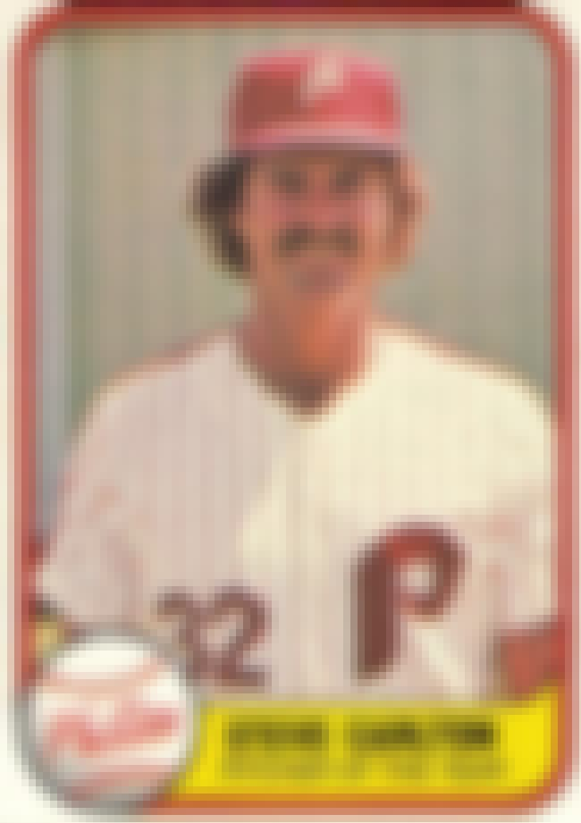 Steve Carlton is listed (or ranked) 6 on the list The Top 10 Best Baseball Players of the 1970's