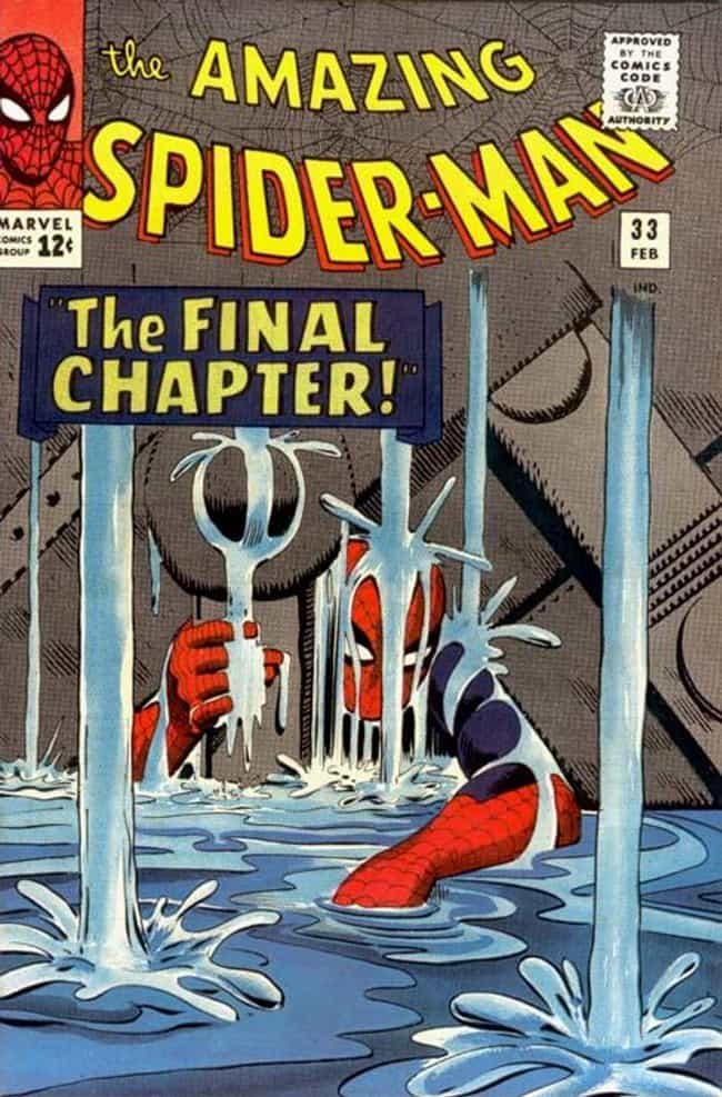 Steve Ditko is listed (or ranked) 2 on the list The Best Spider-Man Comic Book Writers