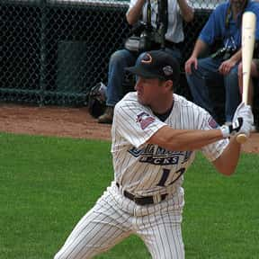 Steve Finley is listed (or ranked) 5 on the list The Greatest Arizona Diamondbacks of All Time