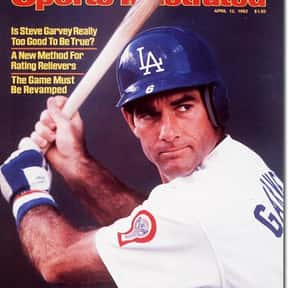 Steve Garvey is listed (or ranked) 25 on the list The Best Baseball Players NOT in the Hall of Fame