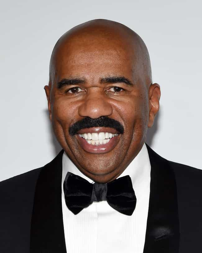 Steve Harvey is listed (or ranked) 1 on the list Famous Male Radio Talk Show Hosts
