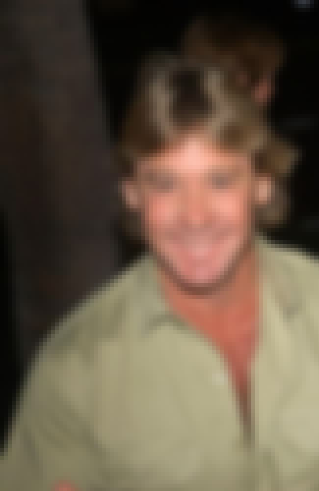 Steve Irwin is listed (or ranked) 2 on the list Entertainers Who Died While Performing