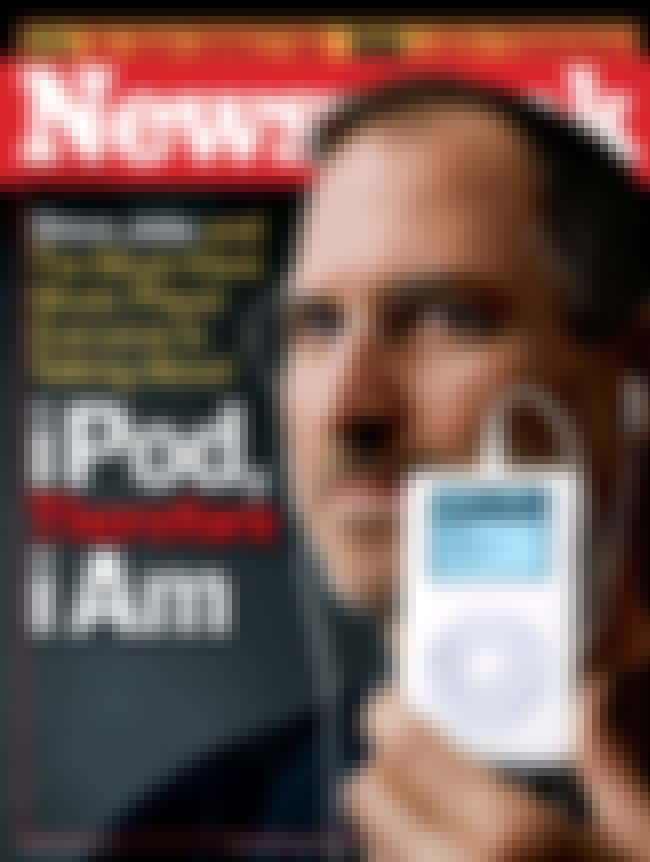Steve Jobs is listed (or ranked) 4 on the list The Best Newsweek Covers
