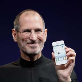 Steve Jobs is listed (or ranked) 3 on the list Famous People Who Died in California