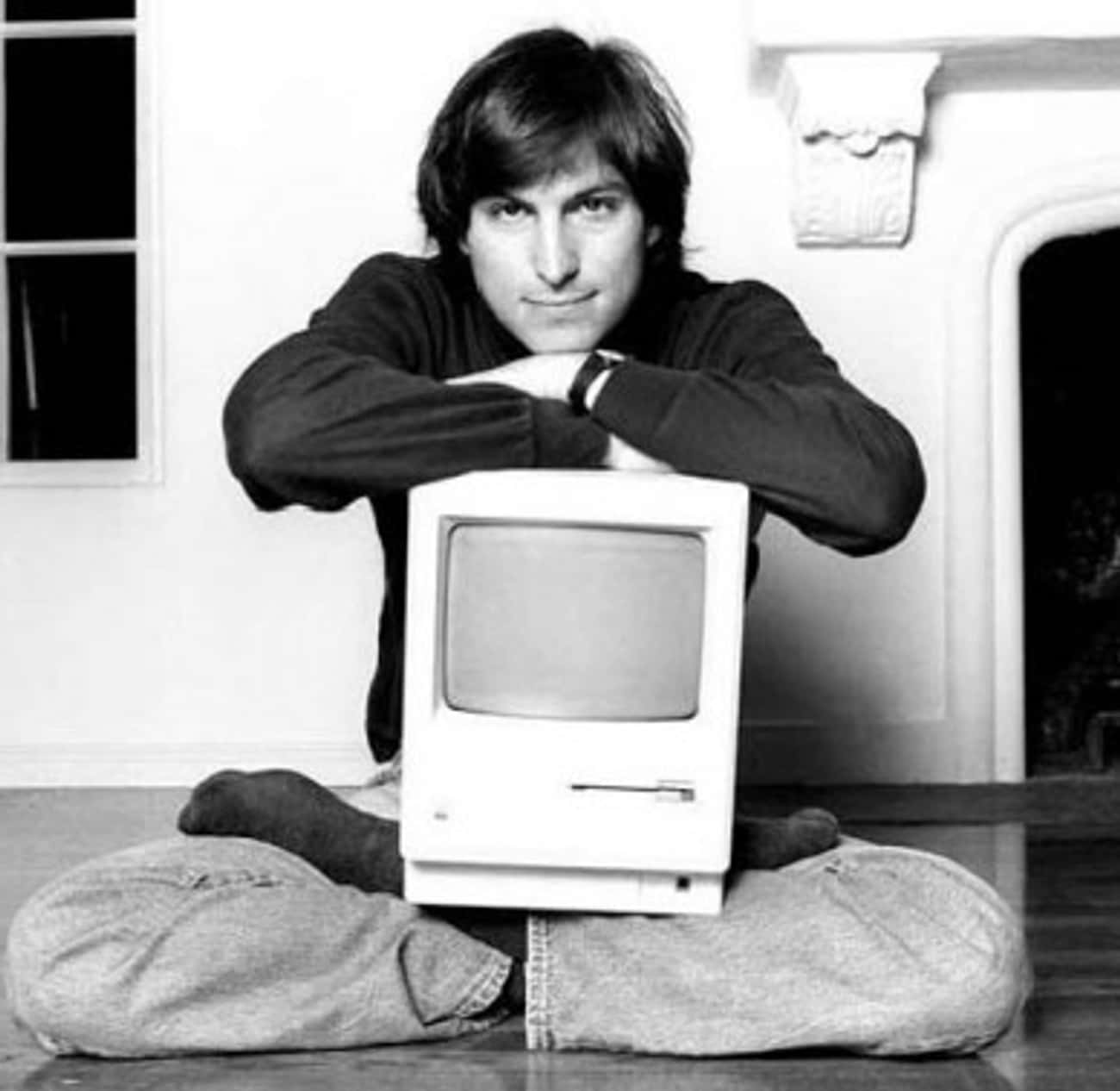 Steve Jobs Founded Apple, at Age 21