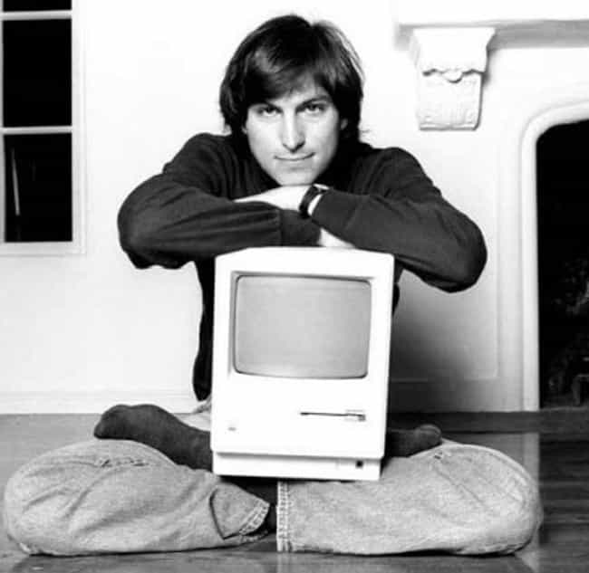 Steve Jobs is listed (or ranked) 2 on the list 30 Things People Had Achieved by Age 30