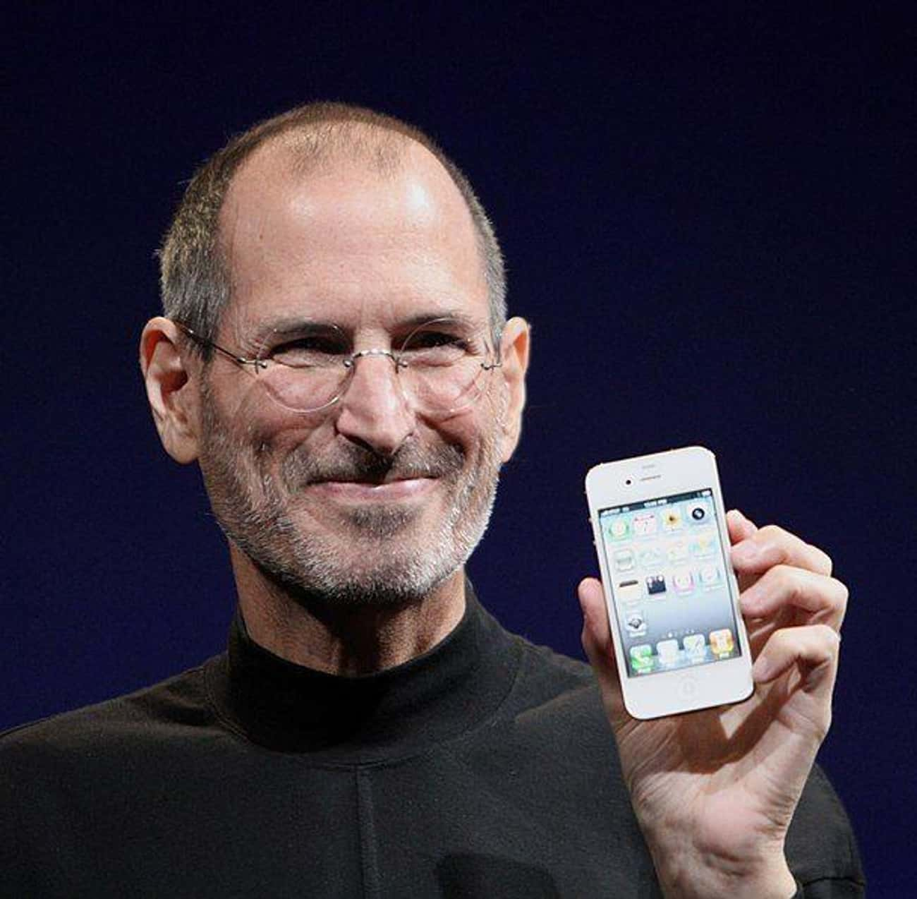 Steve Jobs is listed (or ranked) 3 on the list Celebrities You Didn't Know Had FBI Files