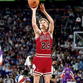 Steve Kerr is listed (or ranked) 16 on the list The Greatest Chicago Bulls of All Time