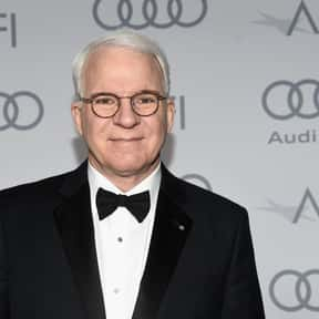 Steve Martin is listed (or ranked) 15 on the list Celebrity Men Over 60 You Wouldn't Mind Your Mom Dating