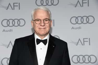 Steve Martin - 15 Times is listed (or ranked) 2 on the list Stars Who've Hosted SNL The Most Number of Times