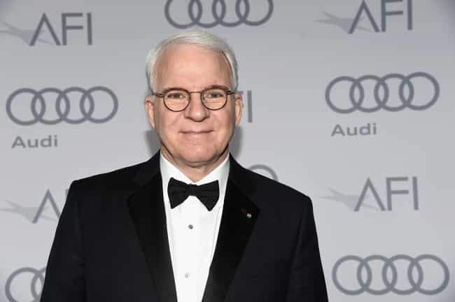 Steve Martin is listed (or ranked) 2 on the list Famous Male Playwrights