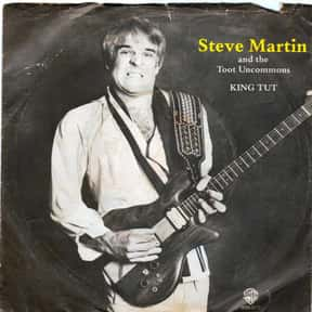 Steve Martin is listed (or ranked) 17 on the list The Funniest Slapstick Comedians of All Time