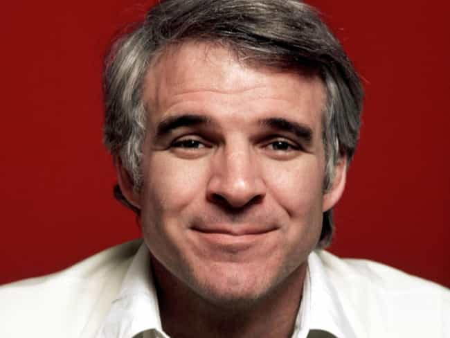 Steve Martin is listed (or ranked) 3 on the list 7 Celebrities Who Are Allergic to Shellfish