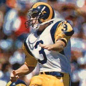 Steve McLaughlin is listed (or ranked) 17 on the list The Best Los Angeles Rams Kickers Of All Time