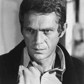 Steve McQueen is listed (or ranked) 13 on the list Famous People Named Steve & Steven