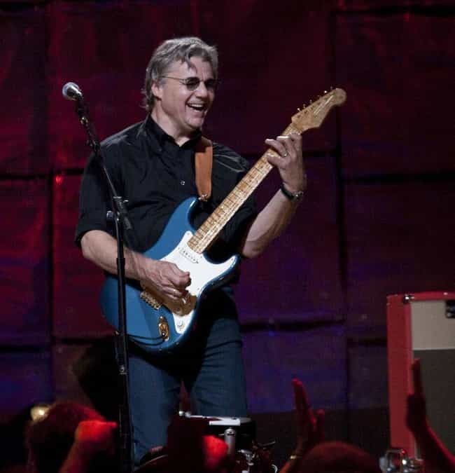 Steve Miller is listed (or ranked) 1 on the list The Nastiest Fights In Rock & Roll Hall Of Fame History