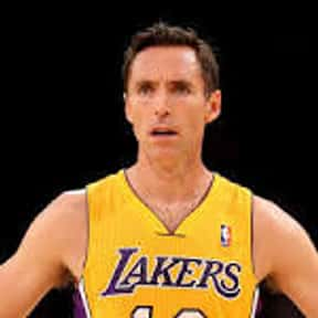 Steve Nash is listed (or ranked) 4 on the list The Best White Players in NBA History