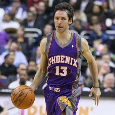 Steve Nash is listed (or ranked) 2 on the list The Best Athletes Who Wore #13